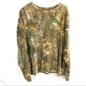 RealTree hunting long sleeve camo shirt